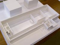 6号館地下の模型