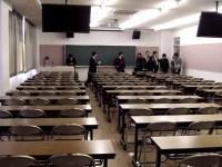 大きめの教室