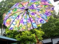 傘への応用作品