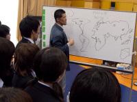 日本が「極東」にある世界地図