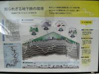 横浜市営地下鉄を題材にしたインフォグラフィックス