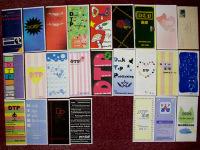 総合課題「三つ折チラシ」の作品