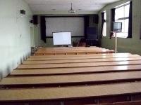 視聴覚教室のD会場