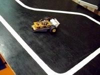 ライントレーサーとコース