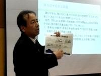 横浜清陵総合高校の特色科目を説明するチラシ