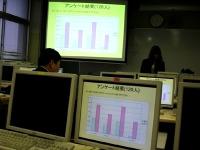 「総合的な学習の時間」成果発表会の指導