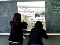 壁新聞の作成