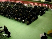 フロアーの卒業生