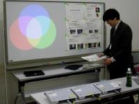 佐藤先生のポスター発表
