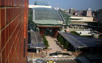 金沢駅とロータリー
