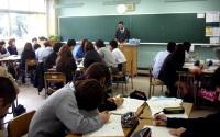 クラス内の発表