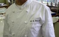 調理用白衣で