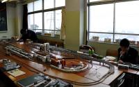鉄道研究会の展示
