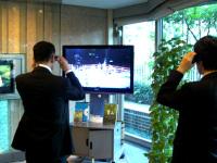 スカパー!3Dテレビ視聴