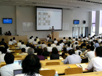 兼宗先生の講演