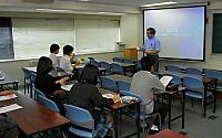 杉本先生の講義