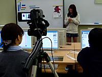 プレゼン試験の録画