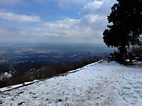 山頂の様子