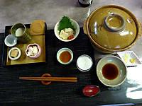 豆腐ミニ懐石料理