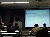 久野先生の講演