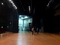 ステージ上の様子