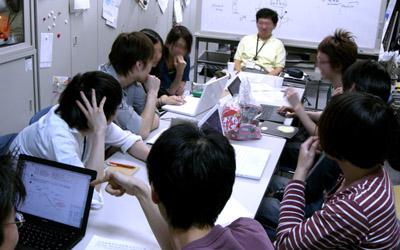 小池情報デザイン研究室3年次ゼミ