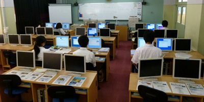 17時のPC教室